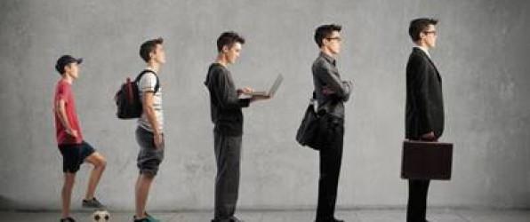 Этапы профессионального становления